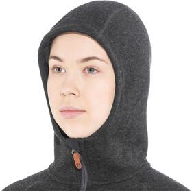 Röjk Eskimo Veste à capuche Femme, blackberry